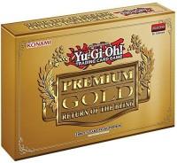 Yu-Gi-Oh! Yugioh 2015 Premium Gold Return Of The Bling Series (Gold)