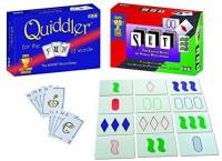 SET Enterprises, INC Set Plus Quiddler Special Edition Combo Pack (Multicolor)