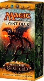 Magic: the Gathering Card Games Magic: the Gathering Mtg Mirrodin Besieged Event Deck