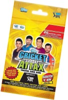 Topps Topps IPL CA 2016 Multi Pack, Multi Color (Multi)