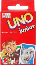 Mattel Card Games Mattel UNO Junior