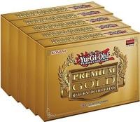 Yu-Gi-Oh! Yugioh Premium Gold Return Of The Bling Display Box (Gold)