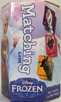 Wonder Forge Disney Frozen Matching (Purple)