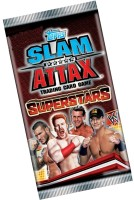 Topps Topps WWE Slam Attax Superstars  Flow Pack