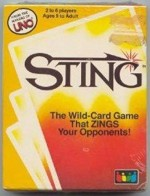 UNO Card Games UNO Sting The Wild That Zings Your Opponents