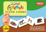 MindWealth Learning & Educational Toys MindWealth Krazy Common Animals Flash Cards