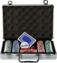 Hamleys Poker Box - 200 Pieces - Multicolor