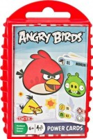Tactic Games US Angry Birds Power (Red)