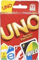 Mattel Games UNO Fast Fun for Everyone: Card Game