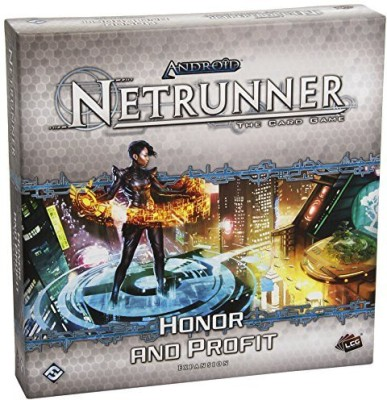 Fantasy Flight Games Card Games Fantasy Flight Games Android Netrunner Lcg Honor And Profit Expansion