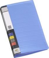 Trio 120 Card Holder (Set Of 4, Blue)