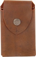 Kraftsmen Elite Collection KEL005, 20 Card Holder (Set Of 1, Brown)