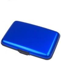E'Shop 6 Card Holder Set Of 1, Blue