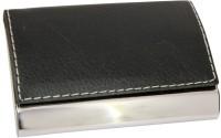 Gifta Visiting Card Wallet 40 Card Holder (Set Of 1, Black)