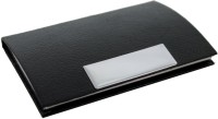 Jags Jai 10, 20 Card Holder (Set Of 1, Black, Silver)