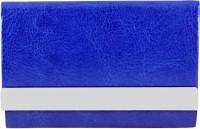 U. R. GOD 20 Card Holder (Set Of 1, Blue)