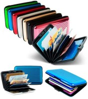 Demoda 6 Card Holder (Set Of 10, Multicolor)