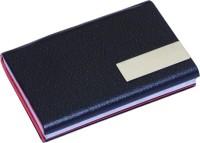 Iwonder Simple GEIW731, 120 Card Holder (Set Of 1, Black)
