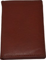 Knott 4 Card Holder (Set Of 1, Brown)