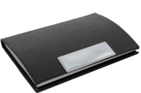 Jags Jai 10G, 20 Card Holder (Set Of 1, Black, Silver)