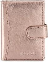 Hide & Sleek Soft Leather 20 Card Holder Set Of 1, Gold