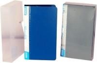 Ananda Sales 240 Card Holder (Set Of 2, Multicolor)