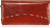 Aqa Mens Chq03, 100 Card Holder (Set Of 1, Brown)