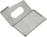 Labex Thumb Slider 10 Card Holder (Set Of 1, Silver)