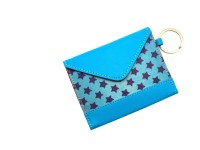 Thathing Blue Star 8 Card Holder Set Of 1, Blue