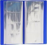 Ananda Sales 240 Card Holder (Set Of 1, Blue)