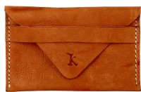 Kraftsmen Elite Collection KEL011, 6 Card Holder (Set Of 1, Brown)