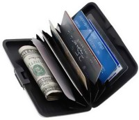 Aluma 6 Card Holder Set Of 1, Black