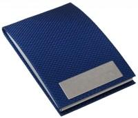 CB Elegant Imported Credit Or Debit Case Cc-N07-Blu, 6 Card Holder (Set Of 1, Blue)