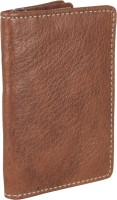 KHSA 20 Card Holder (Set Of 1, Brown)