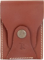 Kraftsmen Elite Collection KEL006, 10 Card Holder (Set Of 1, Brown)