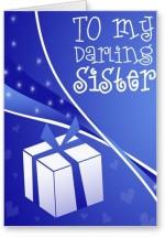 Lolprint Darling Sister Rakhi