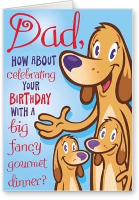 Lolprint Happy Birthday Dad