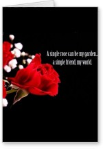 Lolprint Rose Friendship Day