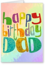 Lolprint Dad Happy Birthday
