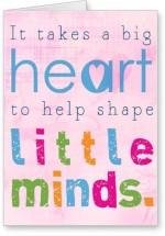Lolprint Big Heart Teachers Day