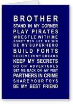 Lolprint Brother Best Friend Rakhi
