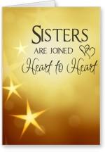 Lolprint Sisters Heart Rakhi