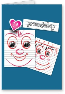 Lolprint Smiley Friendship Day