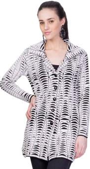 Montrex Women's Button Solid Cardigan - CGNEDJXR3UQRU3PP