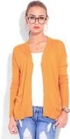 Vero Moda Women's Zipper Solid Cardigan
