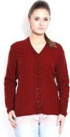 Klick Women's Button Solid Cardigan - CGNE2FR9GPPRQZXZ