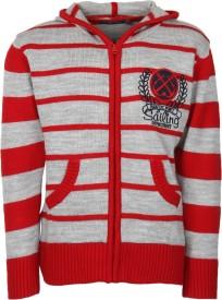Wingsfield Boy's Zipper Cardigan