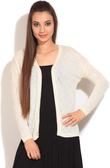 Vero Moda Women's Solid Cardigan - CGNE8FHY3FHYRZZN