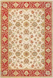 Rugsville Beige Wool Carpet