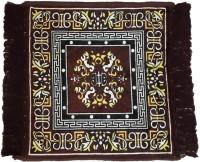MR DHINGRA Multicolor Cotton Polyester Blend Carpet 65 Cm  X 65 Cm - CPGEGSDYTPYHM3ZZ